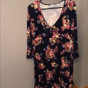 Floral Dress NWT